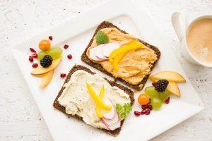 śniadanie fitness